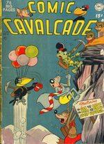 Comic Cavalcade 38