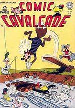 Comic Cavalcade 39