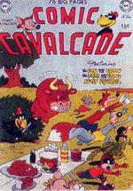 Comic Cavalcade 43