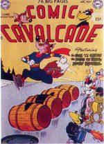 Comic Cavalcade 44