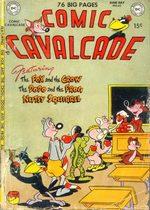 Comic Cavalcade 45