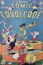 Comic Cavalcade 46
