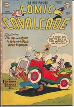 Comic Cavalcade 49