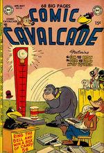 Comic Cavalcade 50