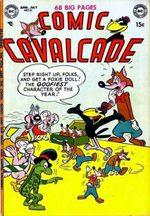 Comic Cavalcade 51