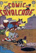Comic Cavalcade 52