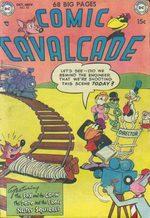 Comic Cavalcade 53