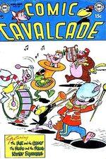 Comic Cavalcade 58