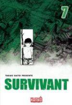 Survivant 7 Manga