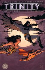 Batman / Superman / Wonder Woman - Trinité # 2
