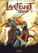 Lanfeust Quest T.1 Global manga