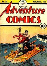 Adventure Comics # 32