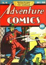 Adventure Comics # 40