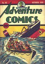 Adventure Comics # 43