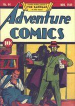 Adventure Comics # 44