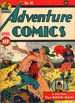 Adventure Comics # 49