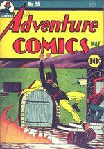 Adventure Comics # 50