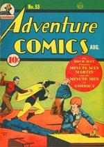 Adventure Comics # 53