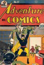 Adventure Comics # 57