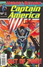 Captain America # 3