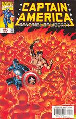 Captain America - La Sentinelle de la Liberté # 4
