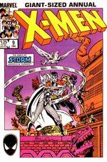 Uncanny X-Men # 9