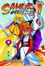 Samurai Rising 2 Manga