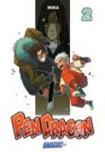 Pen Dragon 2 Global manga