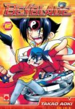 Beyblade 12 Manga