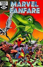 Marvel Fanfare 3