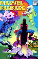 Marvel Fanfare 6