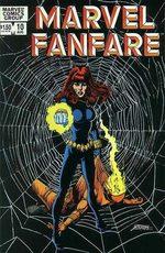 Marvel Fanfare 10