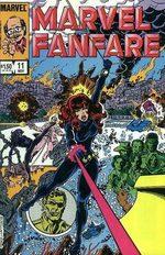 Marvel Fanfare 11