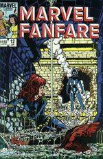 Marvel Fanfare 12