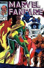 Marvel Fanfare 14