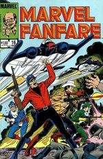 Marvel Fanfare 16