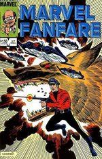 Marvel Fanfare 17