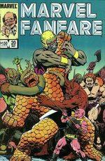 Marvel Fanfare 20