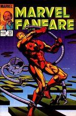 Marvel Fanfare 23