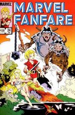 Marvel Fanfare 24