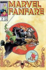 Marvel Fanfare 34