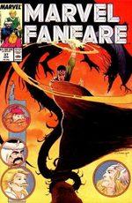 Marvel Fanfare 37