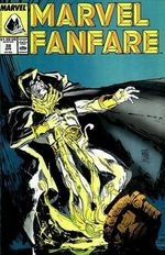 Marvel Fanfare 38