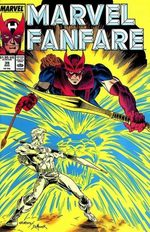 Marvel Fanfare 39
