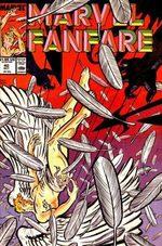 Marvel Fanfare 40