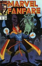 Marvel Fanfare 41