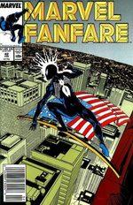 Marvel Fanfare 42