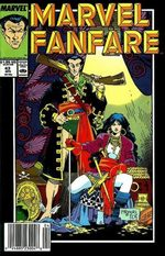 Marvel Fanfare 43