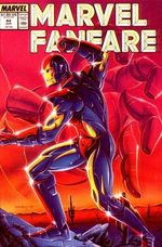 Marvel Fanfare 44