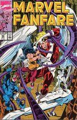 Marvel Fanfare 50